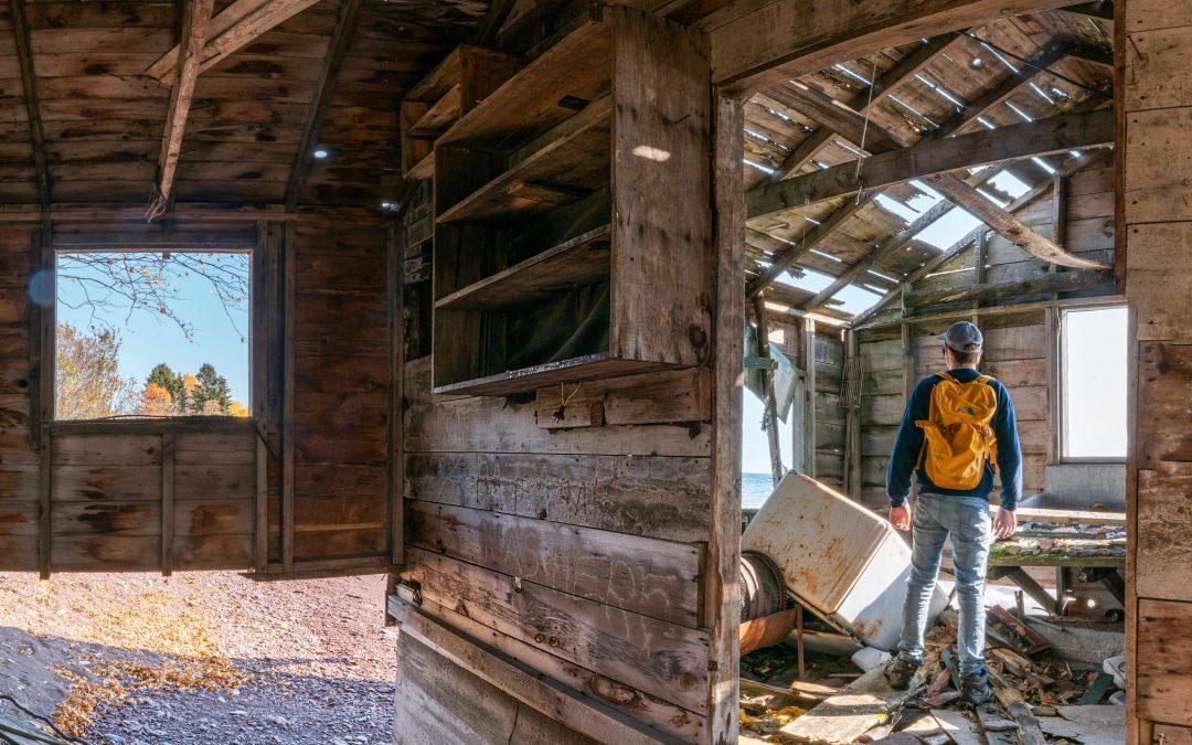 Werken met hout in huis
