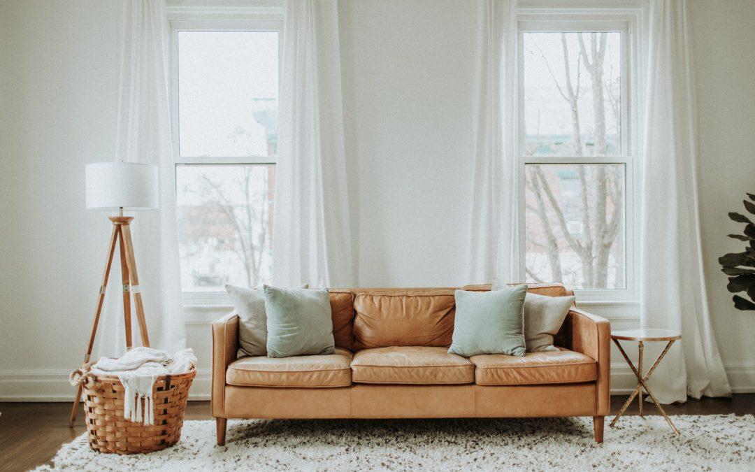 Vier tips voor een lichter huis